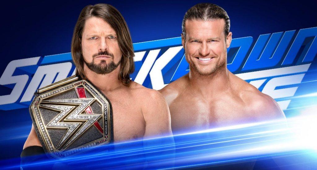 WWE SmackDown Live Resultados Análisis 6 Marzo