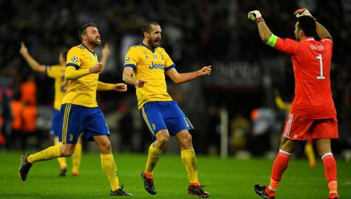 Juventus beats Tottenham advance quarter finals champions League