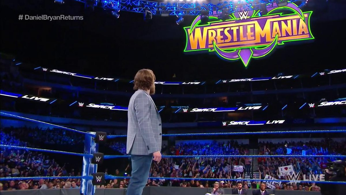 ¡YES! ¡YES! ¡YES! Daniel Bryan podrá volver a luchar en WWE