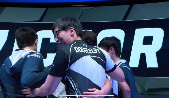 primera vez Team Liquid clasifica final NA LCS