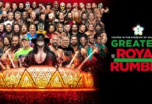 wwe greatest royal rumble resultado análisis