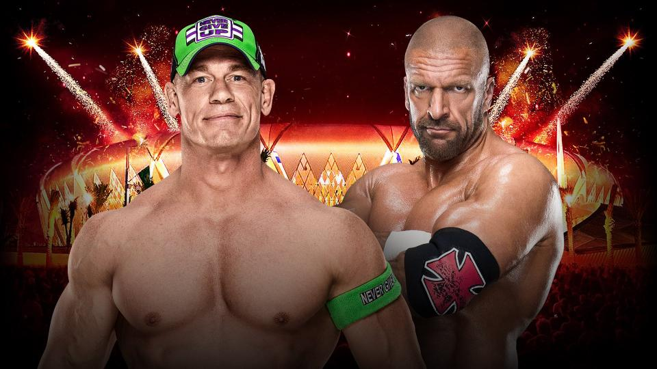 wwe greatest royal rumble cartelera horarios ver online