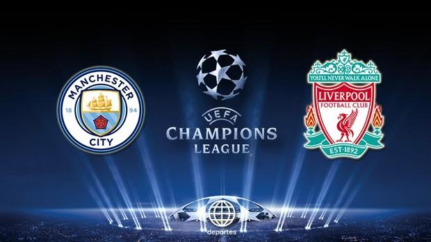 manchester city liverpool horarios transmisión partido vuelta champions league