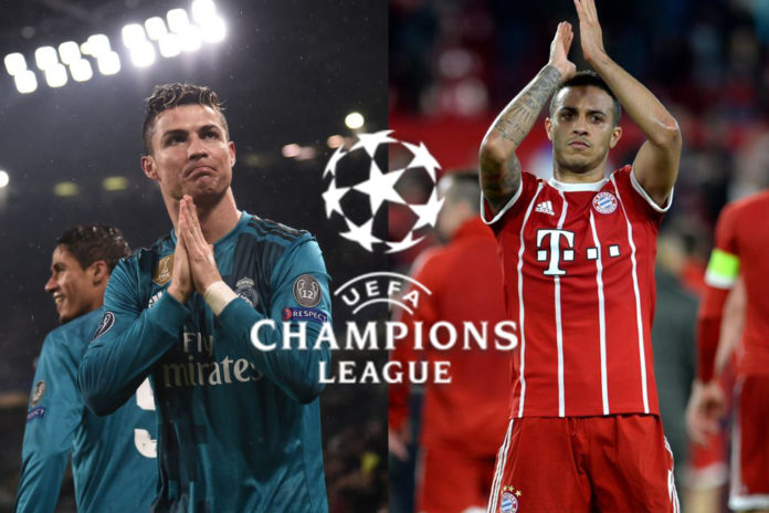 champions league real madrid bayern munich ganan visita