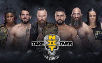 wwe nxt takeover new orleans 2018 resultados análisis