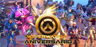 comenzó evento celebrar 2 aniversario de overwatch