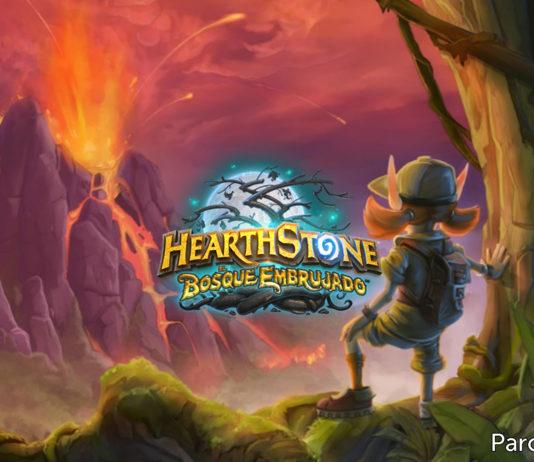 guerrero misión expansión bosque embrujado
