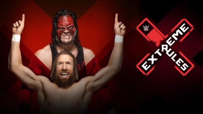wwe extreme rules 2018 cartelera fecha horarios donde ver online