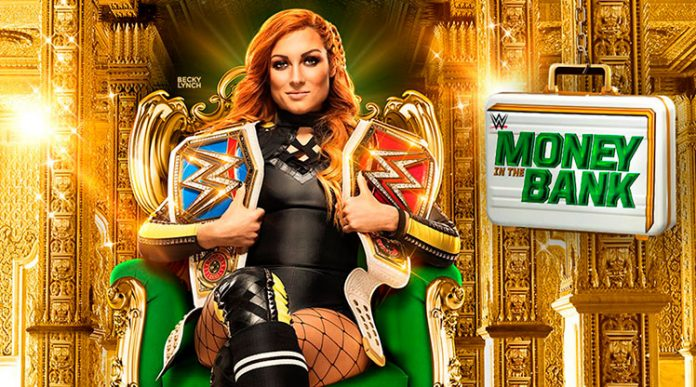 wwe money in the bank 2019 cartelera horarios