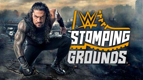 wwe stomping grounds horarios