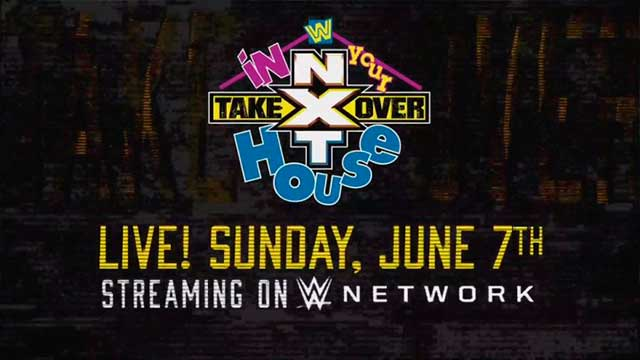 nxt takeover in your house horarios