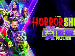 wwe extreme rules 2020 the horror show horarios